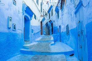 Traditional moroccan architectural detai