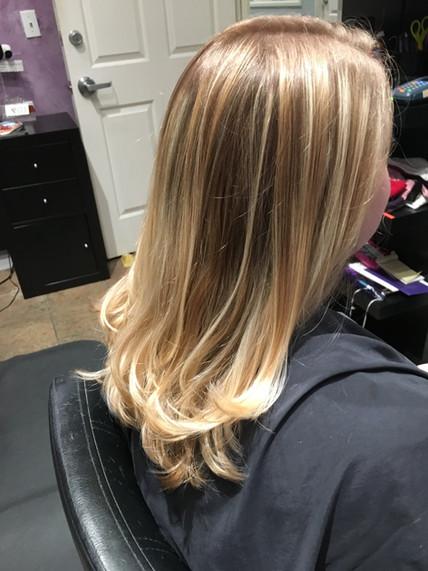 Highlights/ Haircut