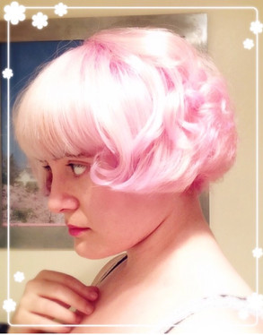 Cotton Candy Pink
