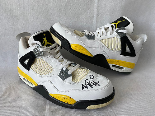 Nick Young Game-Used Sneakers