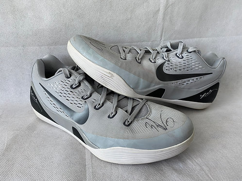 Zach LaVine Game Used Sneakers- Rookie Year