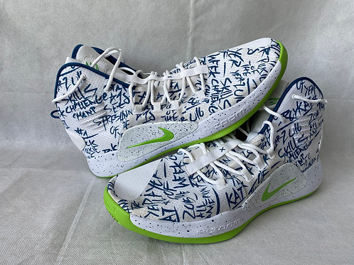 Karl-Anthony Towns Game Used Sneakers