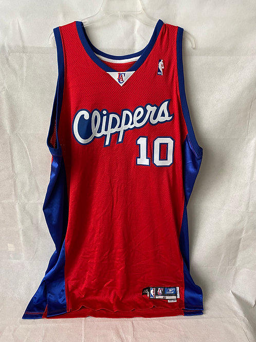 Sam Cassell Team Issued Signing Day Jersey
