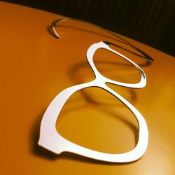 Un cuore con gli occhiali