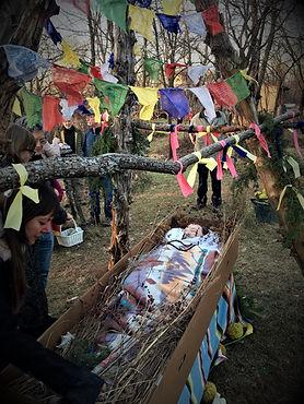 Fox Den Cara Schuster Home Funeral Lawrence Kansas