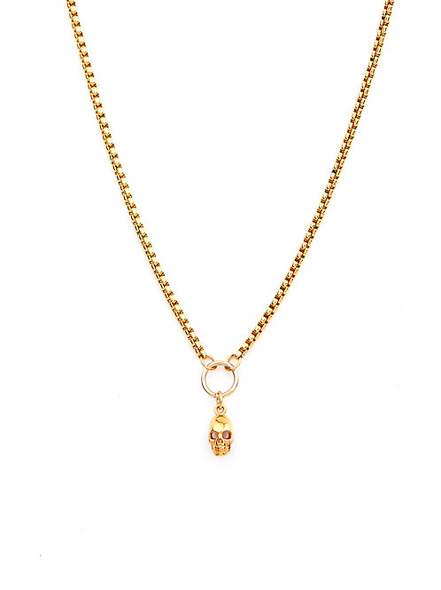 Eternity Skull Necklace