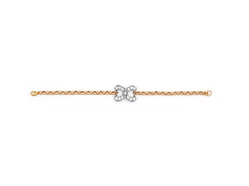 Edwardian Infinity Bracelet