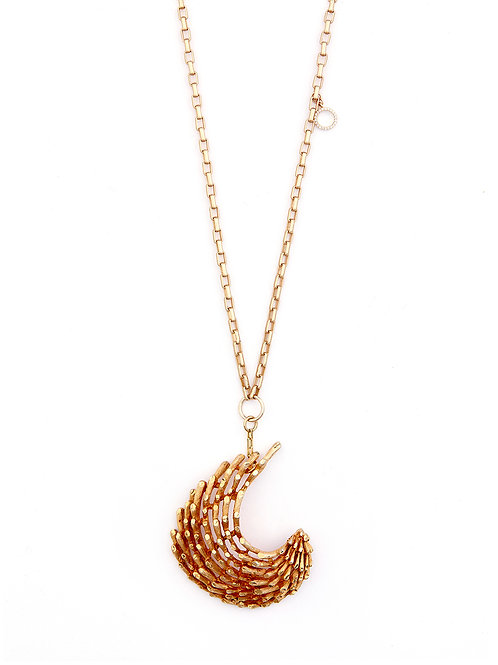 Coro Phoenix Pendant Necklace