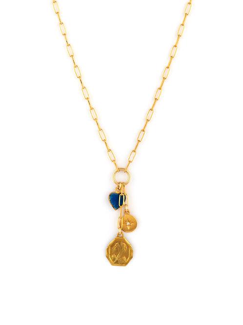 Vintage Icon Charm Necklace