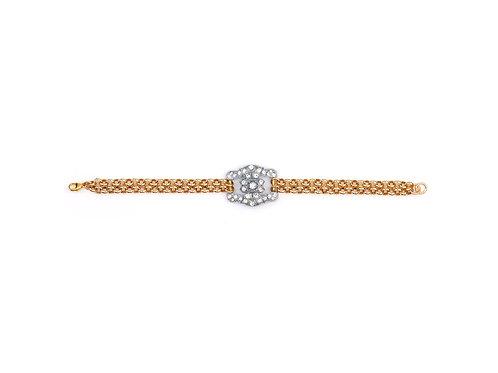 Edwardian Large Bowtie Bracelet