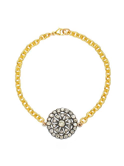 Art Deco Star Cluster Bracelet