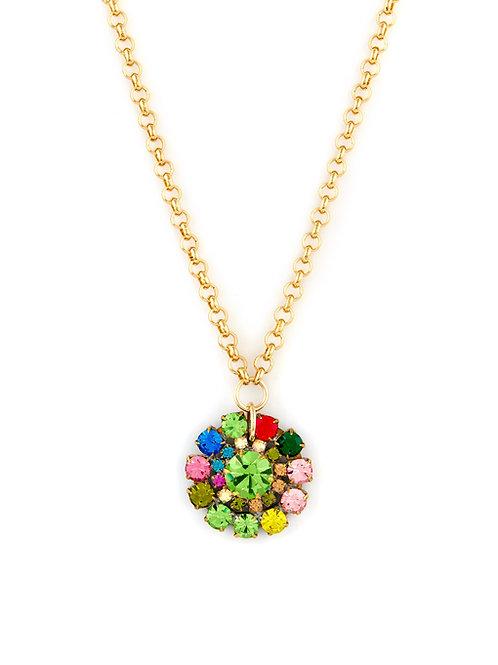 Daisy Medallion Pop Cluster
