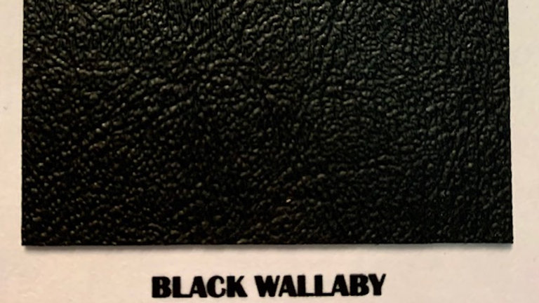 Black Wallaby Vinyl - 5004