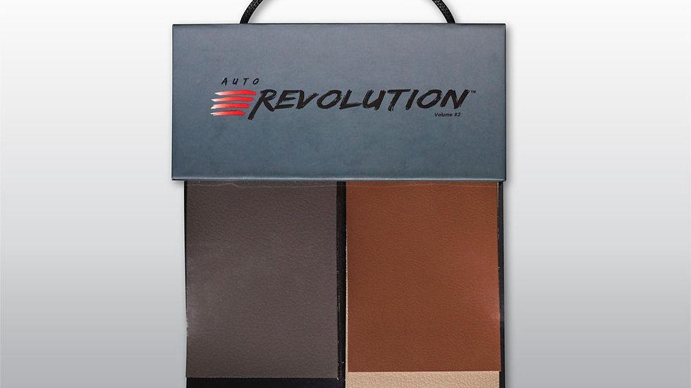 Auto Revolution Vol.2 Swatch Book