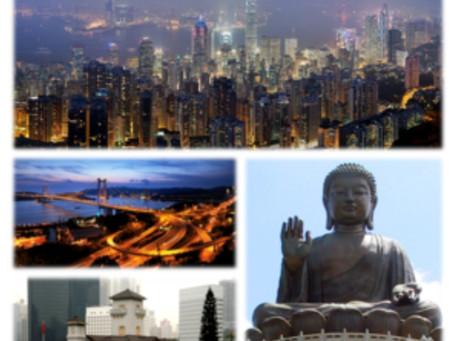 身處香港呢個地方😊學緊日文的同學們我地一齊合用日文介紹下香港給日本的朋友啦☺