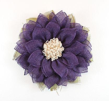 Blooming Purple