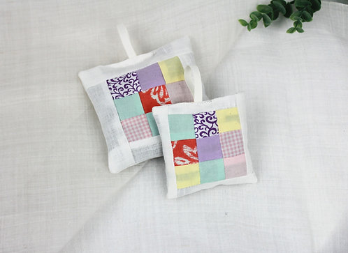 Patchwork of Love 5 (Set of 2)