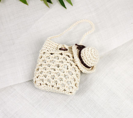 Crocheted Pouch 2