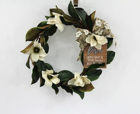 Magnolia Flourished