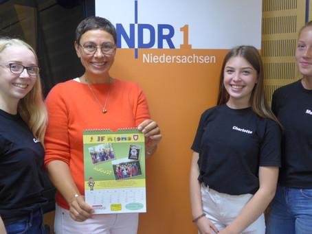 Radio-Rieh´mix: JF Riehe bei NDR 1-Plattenkiste