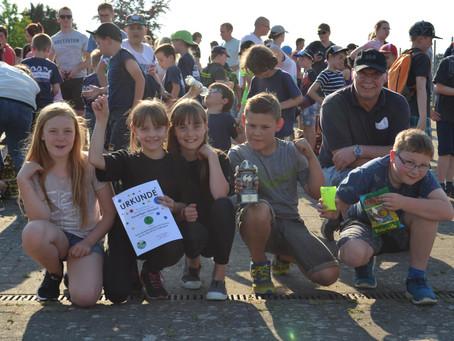 Sonne und Wonne: KF-Kreis-Orimarsch in Pollhagen 2018