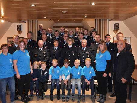Willkommen, Löschpinguine: Evesen gründet Kinderfeuerwehr