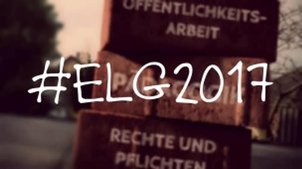 #ELG2017