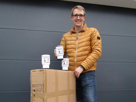 Sachsenhagen: Nachhaltige Spende