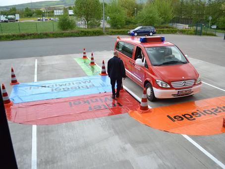 Gas, Bremse & Co – Fahrsicherheitstraining für Betreuerteams