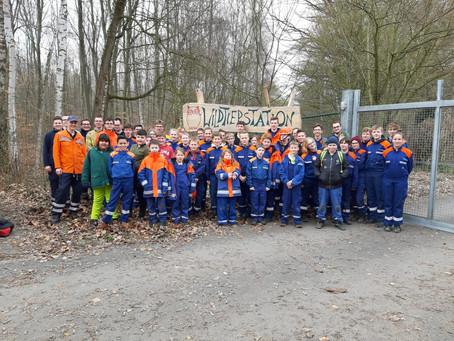 #saturdayforsammeln: Umweltaktion der Niedernwöhrener Jugendfeuerwehren