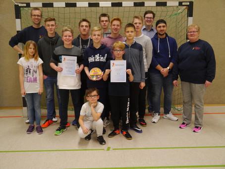Waltringhausen siegreich beim Winterwettbewerb