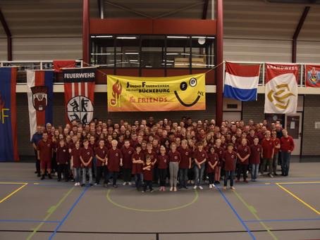 Vakantie in Nederland: Bückeburg besucht holländische Freunde
