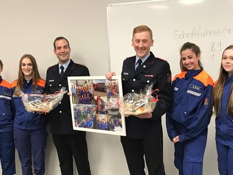 Bad Nenndorf: Vier Neue für die Einsatzabteilung