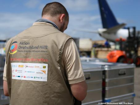 Jugendfeuerwehr sammelt Hochwasser-Spenden