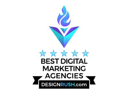 DesignRush recognizes SLTC among 10 Best NYC Digital Marketing Agencies.