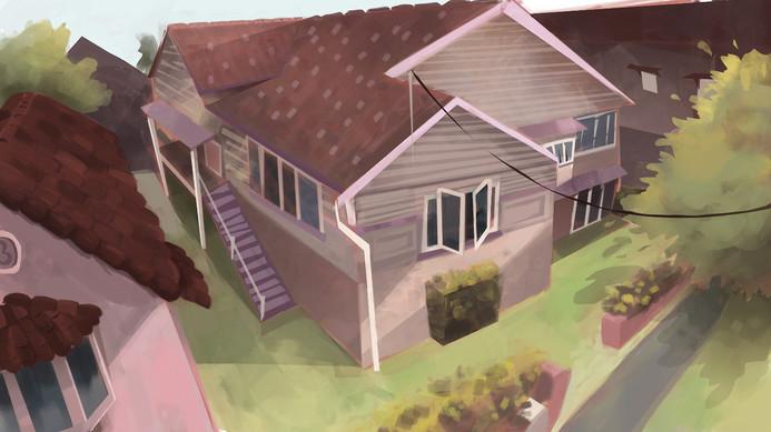 New Farm House Study
