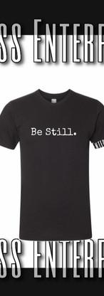 Being Still.