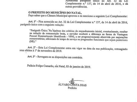 Câmara Municipal vota amanhã (23) projeto de lei sobre plano de carreira dos médicos