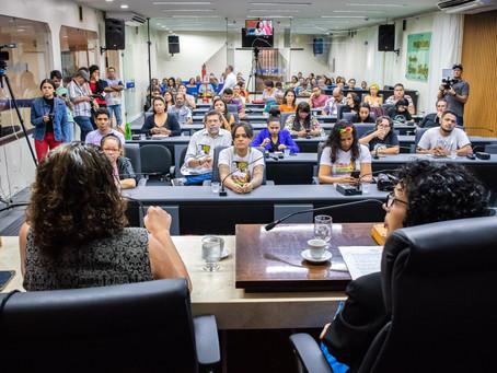 AUDIÊNCIA PÚBLICA NA CÂMARA MUNICIPAL DENUNCIA ASSÉDIO MORAL NO SERVIÇO PÚBLICO DE NATAL E ATAQUES A