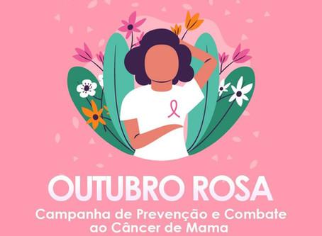 OUTUBRO ROSA - O SINSENAT ABRAÇA ESSA CAUSA!