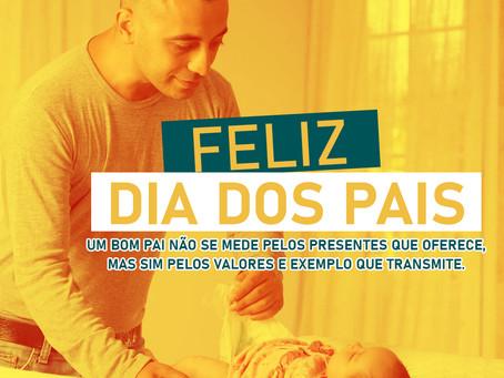O Sinsenat deseja um feliz dia dos pais!