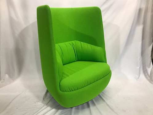 Green Herman Miller Lounge Chair