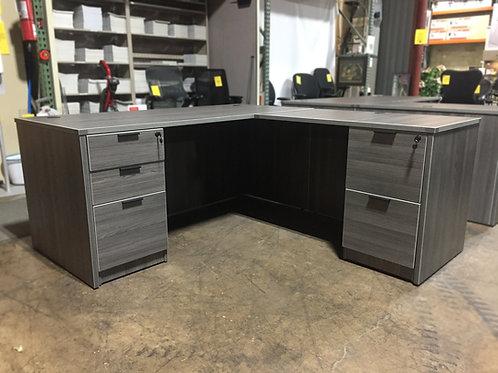 """66""""X30"""" L-shaped Desk"""