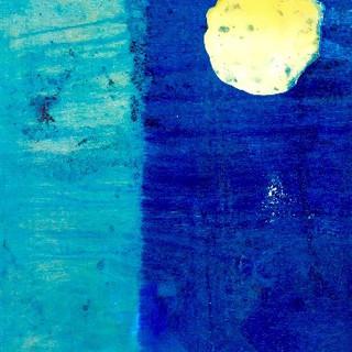 Lunar Indigo