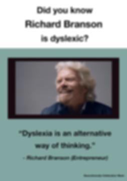 Richard Branson Poster 2