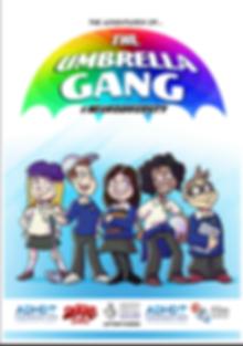 The Neurodiversity Umbrella Gang