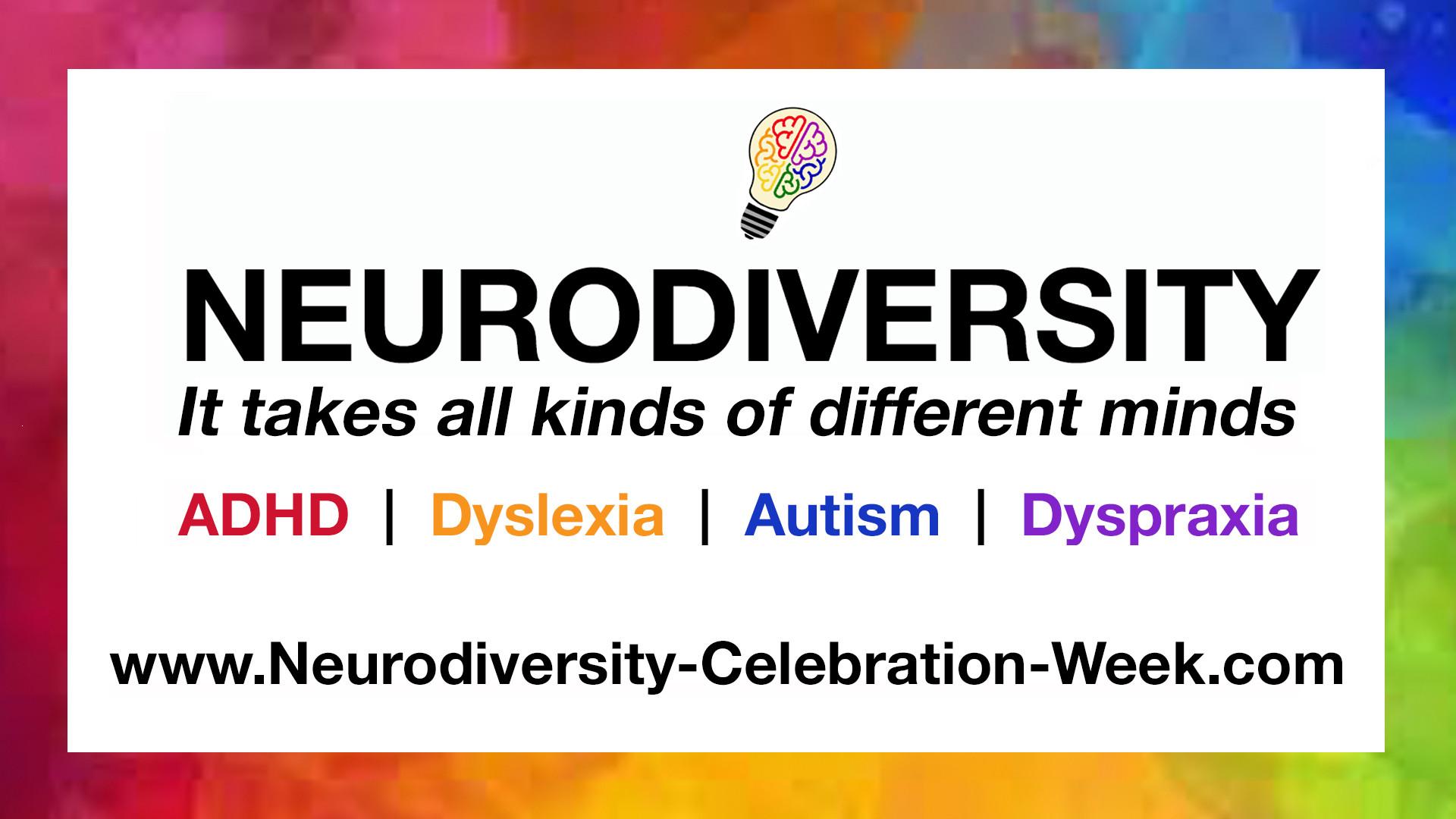 Thinking About Autism And Neurodiversity >> Neurodiversity Celebration Week Pledge