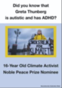 Greta Thunberg Poster 2