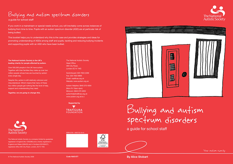 Bullying and Autism: A Guide for School Staff