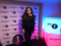 Siena Castellon - Back Stage at the 2018 Teen Awards
